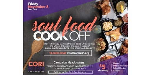 Soul Food Cook Off