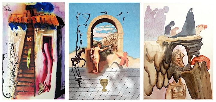 Salvador Dalí - Opening Reception image