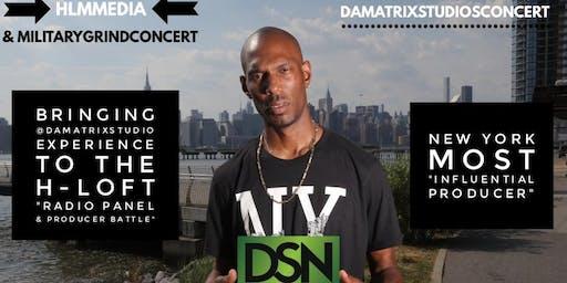 DaMatrix Studios Concert