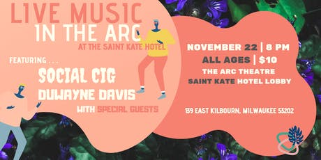 Live Music in the Arc tickets