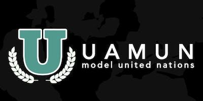 Conferência de Abertura da IV UAMUN