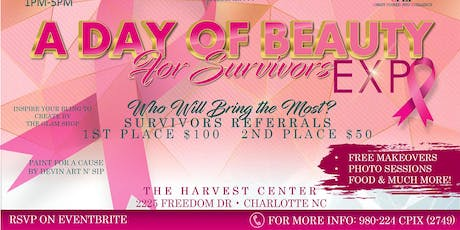 5th Annual A Day Of Beauty For Survivors! tickets
