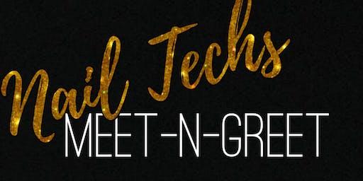 Nail Techs Meet-N-Greet