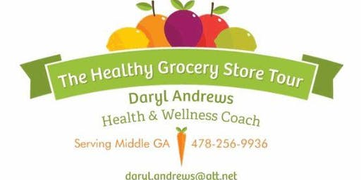 The Healthy Grocery Store Tour