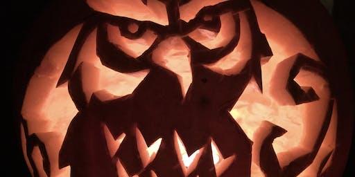 Create with BLOOM - Pumpkin Carving Workshop