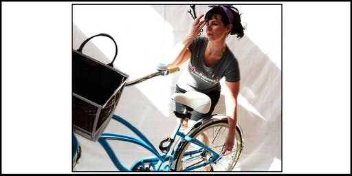 Wenches with Wrenches and Wine: Fixing a Flat Bicycle Tire