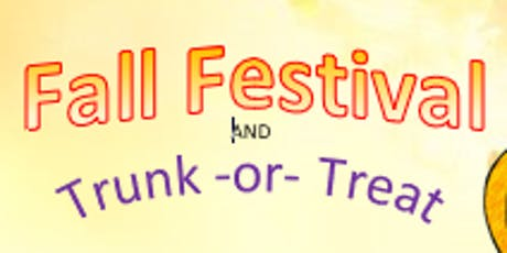 Fall Festival and Trunk-R-Treat tickets