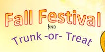 Fall Festival and Trunk-R-Treat