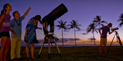 Monthly NEFAS Stargazing at Hanna Park