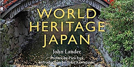 Author Event: World Heritage Japan tickets