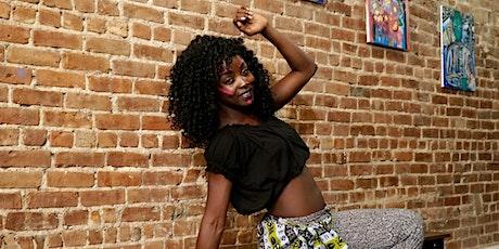 Afrobeat Dance Class tickets