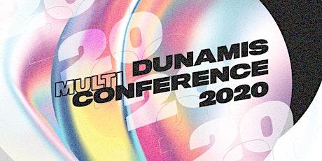 Multi Dunamis Conference 2020 ingressos