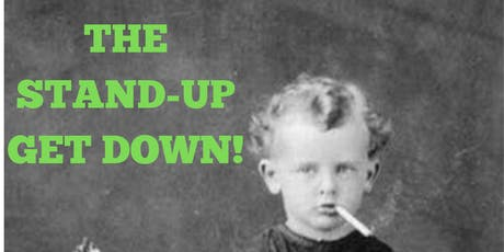 The Stand-Up Get Down tickets