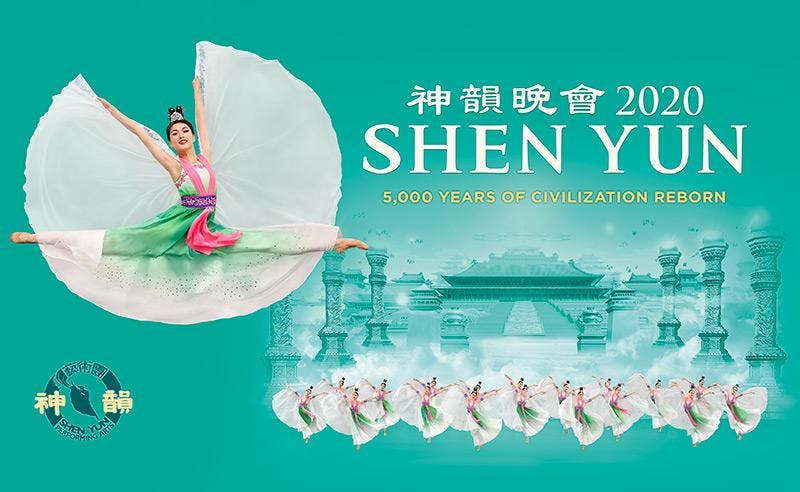 Shen Yun 2020 World Tour @ Florence, Italy