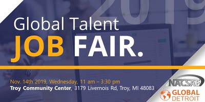 2019 Global Talent Job Fair