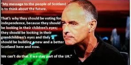 Tommy Sheridan: Independence tickets