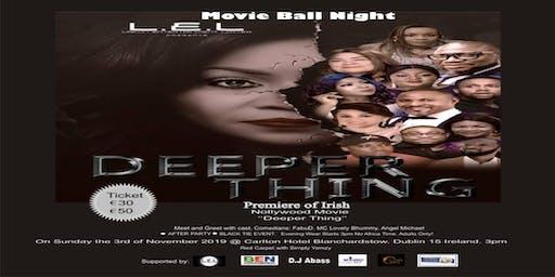 Movie Ball Night