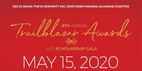 8th Annual Trailblazer Awards and Scholarship Gala tickets