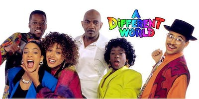 "The Brunch Effect Presents ""IT'S A DIFFERENT WORLD"""