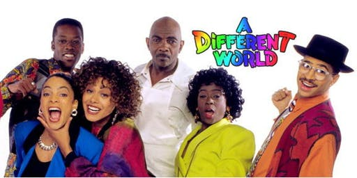 """The Brunch Effect Presents """"IT'S A DIFFERENT WORLD"""""""