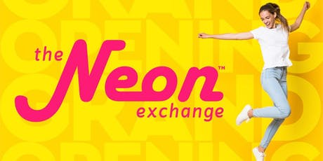 The Neon Exchange Grand Opening Gala tickets