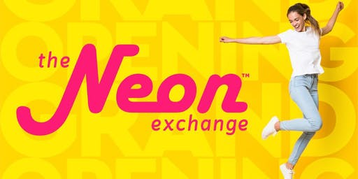 The Neon Exchange Grand Opening Gala
