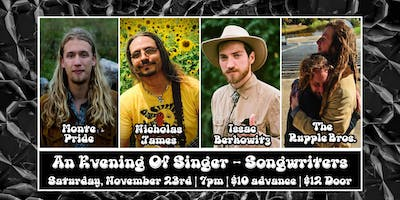 An Evening of Singer-Songwriters