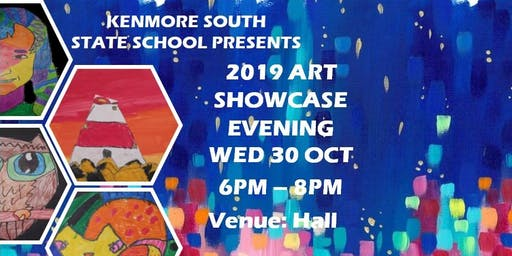 Kenmore South State School 2019 Art Showcase Evening