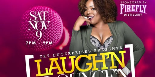 Laugh'N and Lounge'N  Comedy Series - Charleston