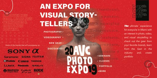 AVC PHOTO EXPO 2019