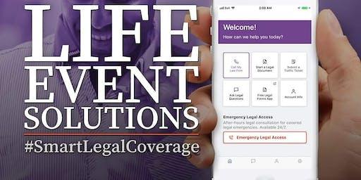 LegalShield Open House & Social