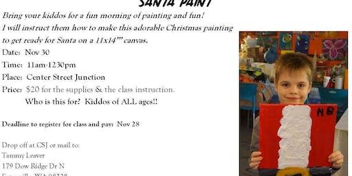 Santa Paint