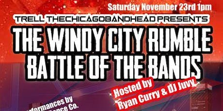 Windy City Rumble Battle of the Bands tickets