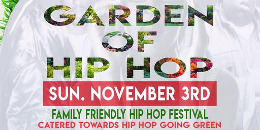 Garden of Hip Hop Festival