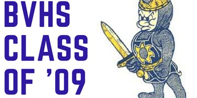 BVHS Class of 2009 10 YR Reunion