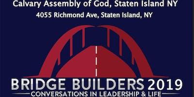 Bridge Builders 2019: Conversations in Leadership & Life