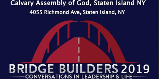 Bridge Builders 2019: Conversations in Leadership & Life