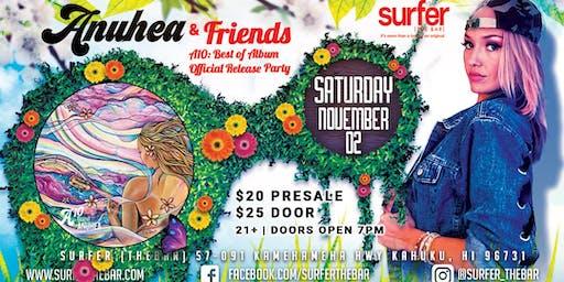 Anuhea & Friends Tour:  Best of Anuhea Official Release Party