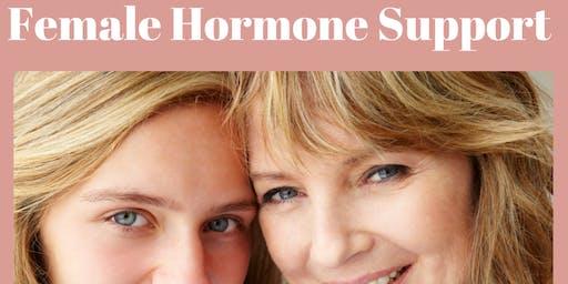 Hormonal Health with doTERRA