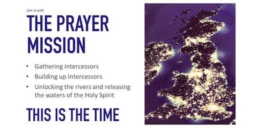 THE PRAYER MISSION - PETERBOROUGH