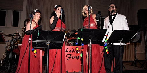 A Jazzy Christmas With The Buffalo Dolls and The Ladies First Jazz Big Band