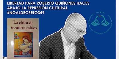 Rifa para Roberto Quiñones