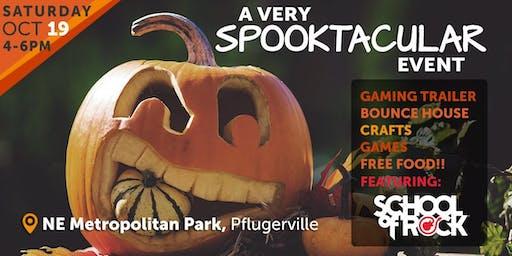 A Spooktacular Event