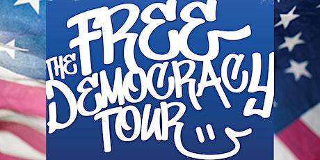 FREE DEMOCRACY TOUR - Emory University tickets
