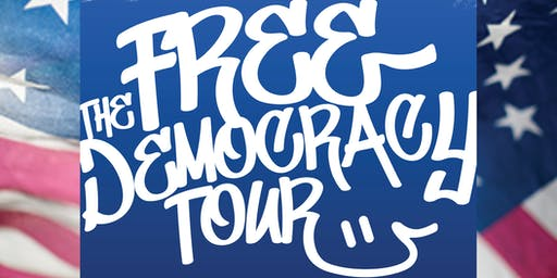 FREE DEMOCRACY TOUR - Emory University