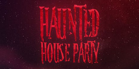 Haunted House Party in CAFE de PARIS! FREE Drink & snacks, Social & Party tickets