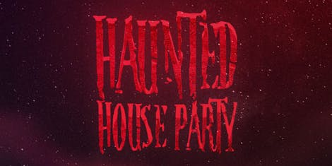 Haunted House Party in CAFE de PARIS! FREE Drink & snacks, Social & Party