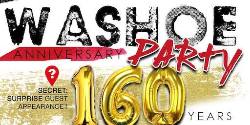 160 Years Anniversary