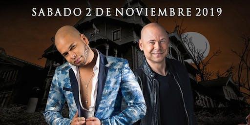 El Baile De halloween Ala Jaza & El Prodigio Live At Factory 220
