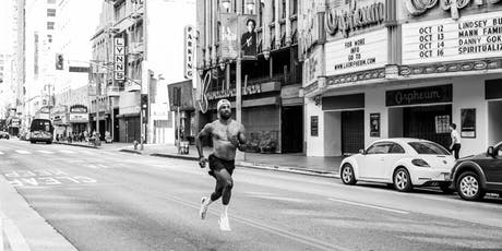 Exploring the City Through Running TLKS with adidas tickets